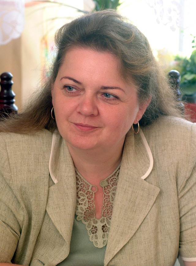 Renata Beger zapewne wystartuje z list lewicy w Pile