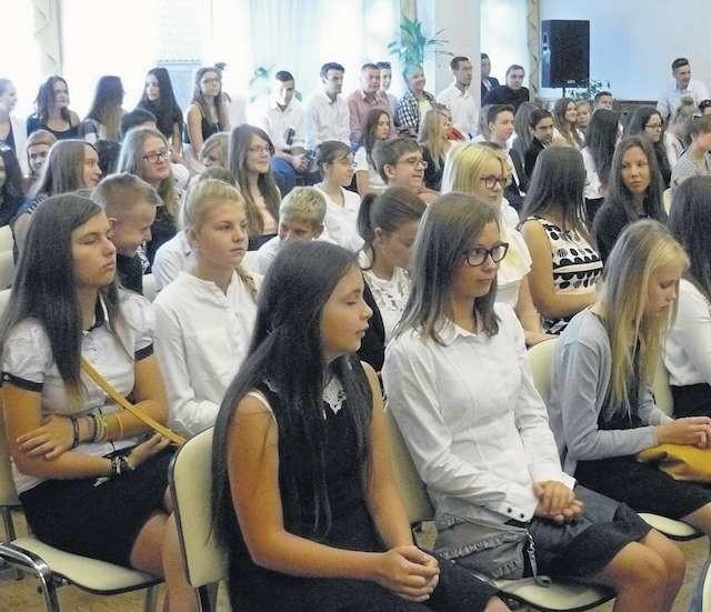 W tym roku szkolnym w koronowskiej placówce uczyć się będzie 117 uczniów liceum i 44 gimnazjum