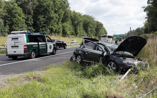 Wypadek pod Kijewem.