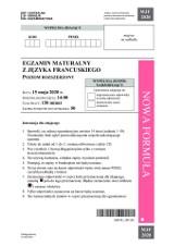 Matura 2020: Język FRANCUSKI rozszerzony - ODPOWIEDZI i ARKUSZ z zadaniami z egzaminu z 23 czerwca. Sprawdź, co było na maturze
