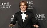 The Best FIFA Football Awards: Luka Modrić piłkarzem roku, Deschamps trenerem [LISTA LAUREATÓW]