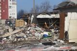 Wybuch gazu w Sosnowcu zmiótł trzy garaże z powierzchni ziemi. Zniszczonych zostało kilkanaście samochodów