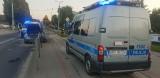 Wypadek w Zgierzu przy ul. 1 Maja w sobotę (14.08). Zdjęcia