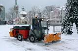 Sopot gotowy na nadejście zimy. Maszyny do odśnieżania stoją już w blokach startowych, a magazyn wypełniły tony piasku i soli
