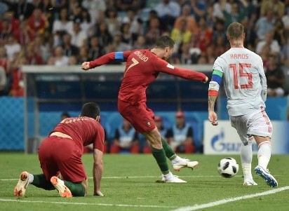 0b00ac42f Hiszpania - Portugalia 3:3 MŚ 2018 BRAMKI NA YOUTUBE. Zobacz gole [skrót  meczu]. DUŻO ZDJĘĆ