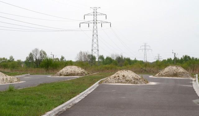 Wciąż nie wiadomo, który odcinek wschodniej obwodnicy Wrocławia będzie realizowany najpierw - z Łanów (na zdjęciu) do Długołęki czy z Żernik Wr. do Bielan Wr.