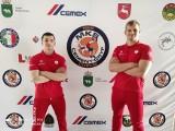 Duet chełmskich zapaśników wrócił z Ukrainy z brązowymi medalami