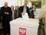 Wybory 2011. Głosowali łódzcy politycy