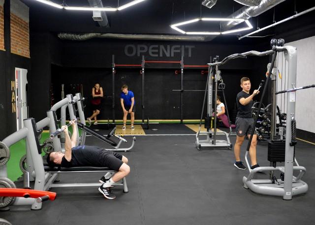 W sobotę 6 czerwca działalność wznowiły siłownie i klub fitness. Odwiedziliśmy OpenFit w Przemyślu.