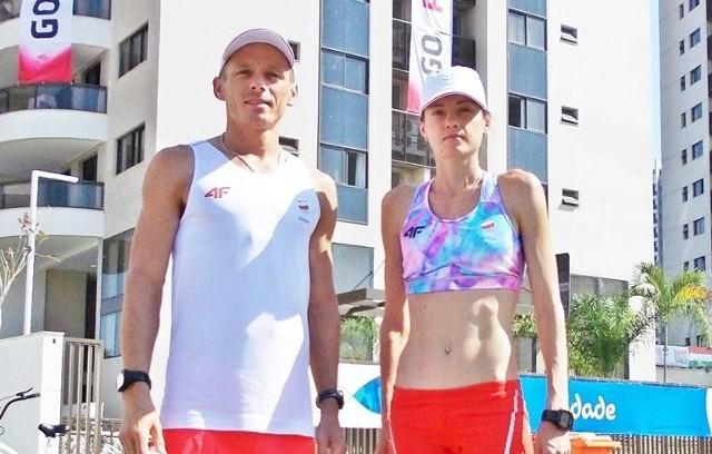 Rafał Augustyn i Paulina Buziak dziś wystartują na 50 i 20 km w chodzie. Na pewno nie są na straconej pozycji.