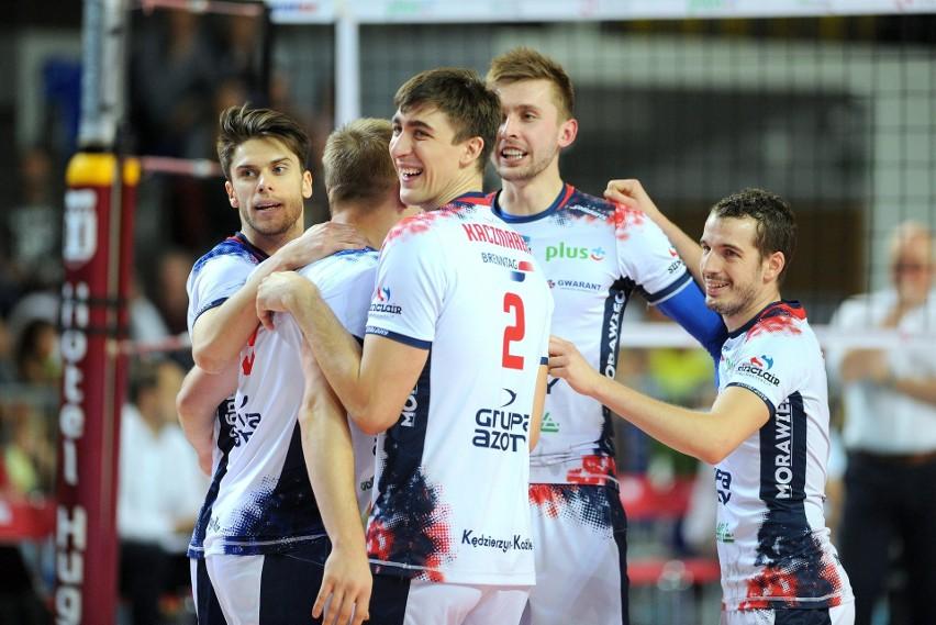 Jeżeli siatkarze ZAKSY będą w takich nastrojach po meczu w Modenie, bardzo zbliżą się do awansu do fazy pucharowej Ligi Mistrzów.
