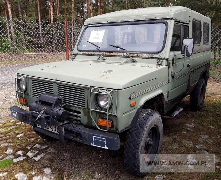 HONKER 2324 (z wyciągarką) z 1998 roku - 8 tys. zł netto