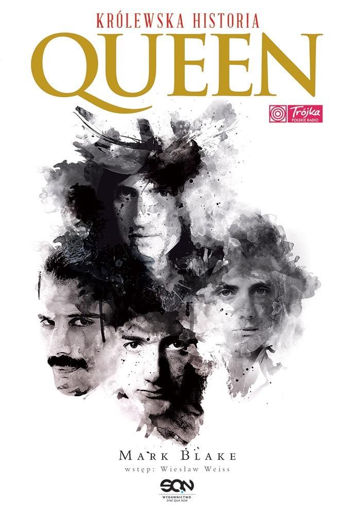 """Wydawnictwo SQN po raz kolejny sięgnęło po pracę Marka Blake. Po rewelacyjnej książce """"Pink Floyd. Prędzej świnie zaczną latać"""" właśnie ukazała się """"Queen.Królewska historia""""."""
