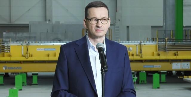 - stoimy na solidnym fundamencie - zapewnił premier Mateusz Morawiecki podczas swojej wizyty w Gdańsku