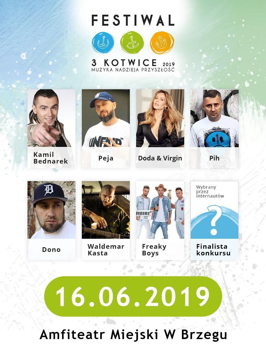 """Festiwal """"3 Kotwice"""" - Artyści jednoczą się w walce z biedą i wykluczeniem społecznym"""