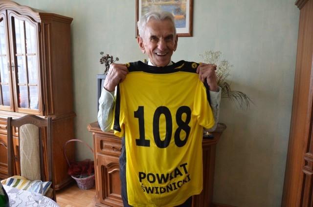 Stanisław Kowalski kończy 108 lat!
