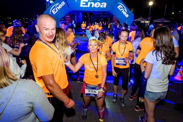 Nocne biegi nad Maltą rozgrywane są w Poznaniu już od kilku lat