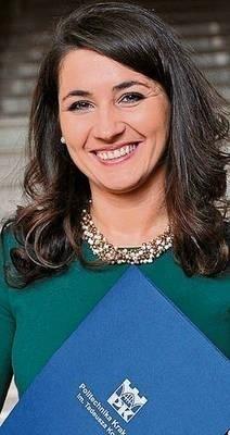 Dr inż. Joanna Ortyl FOT. JAN ZYCH