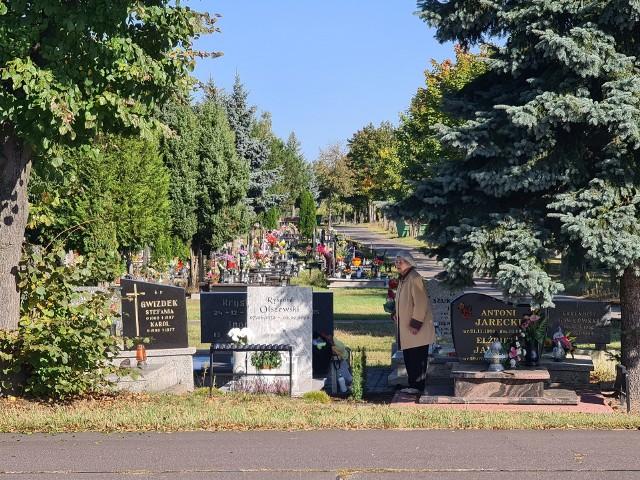 W planie miejscowym przewidziano także rozbudowę CCK. Dotąd zostało tu pochowanych 35 tysięcy osób