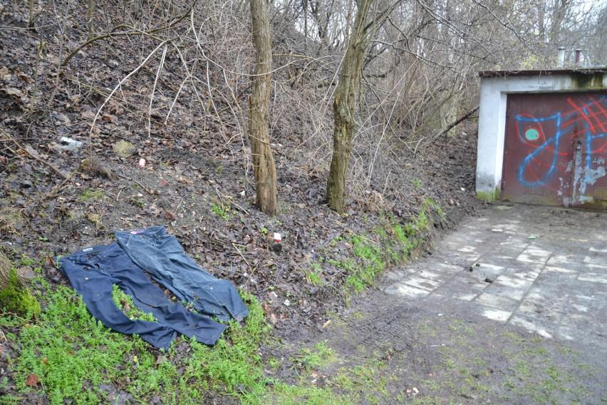 Ciało młodej dziewczyny znaleziono przy ul. Łokietka w...