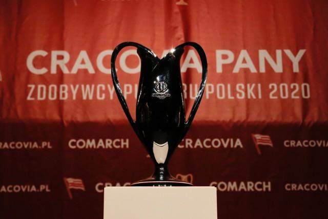 Pucharu Polski w tym sezonie broni Cracovia.