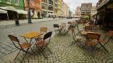 Wrocławski Rynek opustoszał. Restauracje zamknięte, ludzi brak