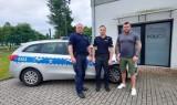 Koluszkowski policjant na urlopie zatrzymał pijanego kierowcę, który miał w organizmie prawie 3 promile alkoholu