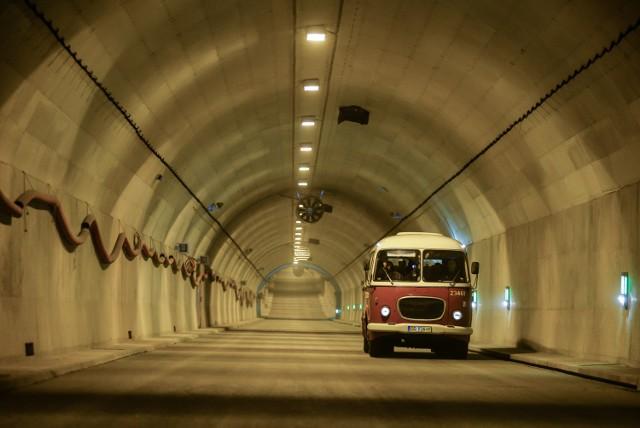 Zakończyły się prace budowlane przy tunelu pod Martwą Wisłą