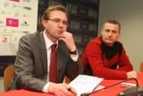 Andrzej Voigt, były prezes ŁKS, chce być prezydentem. Za jego rządów łódzki klub spadł z ekstraklasy