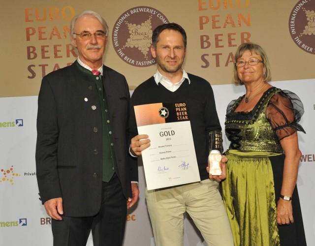 Ceremonia wręczenia nagród odbyła się 18 września w Monachium