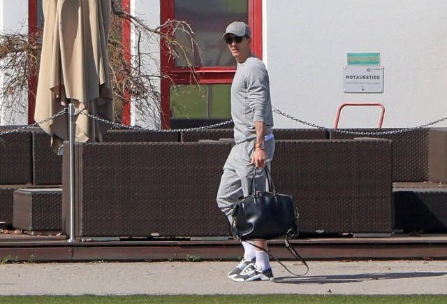 Robert Lewandowski odpowiedział, czy zagra w rewanżu z Paris Saint-Germain