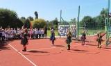 Otwarcie placu zabaw przy Publicznej Szkole Podstawowej numer 17 w Radomiu ZDJĘCIA