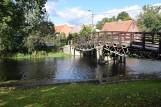Wysoki poziom wód na Żuławach. Przekroczone stany alarmowe w jez. Druzno i Tudze oraz ostrzegawcze w rzekach Elbląg, Szkarpawa. Powód: cofka