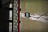 Stany alarmowe i ostrzegawcze na rzekach na Dolnym Śląsku