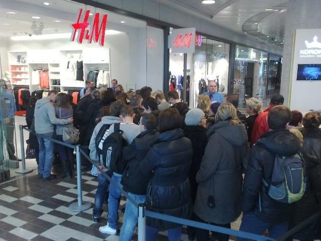 Otwiera się nowy salon H&M w Kielcach. Dla pierwszych klientów przygotowano prezenty