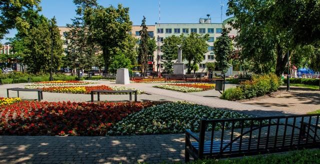 W poprzednich latach w Bielsku Podlaskim kolorowe kwiaty ozdabiały miasto. W tym roku będą mniejsze nasadzenia kwiatów, ale miasto będzie również ukwiecone.