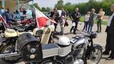 Miłośnicy zabytkowych motocykli zjechali do Proszowic. Ale maszyny! [ZDJĘCIA, WIDEO]