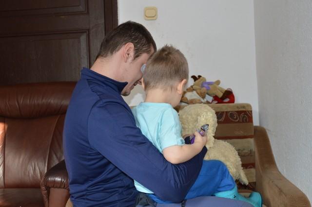 Rodzina z gminy Borzytuchom wciąż potrzebuje wsparcia.