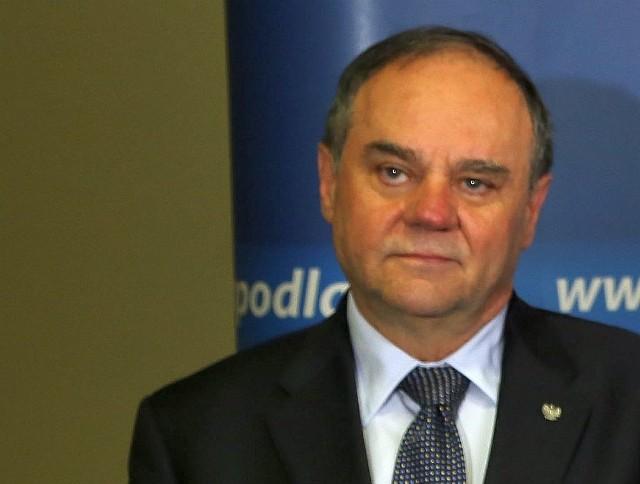 Wojewoda podlaski Andrzej Meyer wcześniej był wiceprezydentem Białegostoku