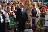 Dożynki Prezydenckie w Spale 2019. Na uroczystościach gościł prezydent Andrzej Duda z żoną Agatą [ZDJĘCIA]
