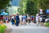 Rekordowe lato w Tatrach. W wakacje w polskie góry weszło aż 2 mln turystów
