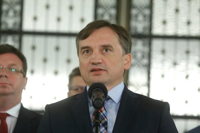 """Wniosek o wypowiedzenie konwencji stambulskiej złożony. Ziobro: """"Ma ona warstwę ideologiczną"""""""