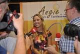Angelique Kerber w Polsce. Małe Puszczykowo powitało wielką gwiazdę [ZDJĘCIA]