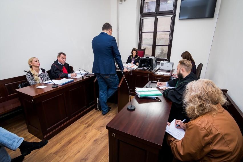 Grzegorz Bielawski zeznał w Sądzie Rejonowym w Bydgoszczy: -...
