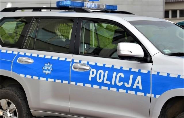 Policjanci ustalili, że mężczyzna, który wpadł do potoku to 43 - letni mieszkaniec Nowego Sącza