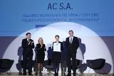 AC S.A. ponownie wśród najlepszych i najbardziej innowacyjnych