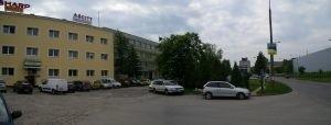 Siedziba Świętokrzyskiego Centrum Innowacji i Transferu Technologii w Kielcach, fot. ŚCITT