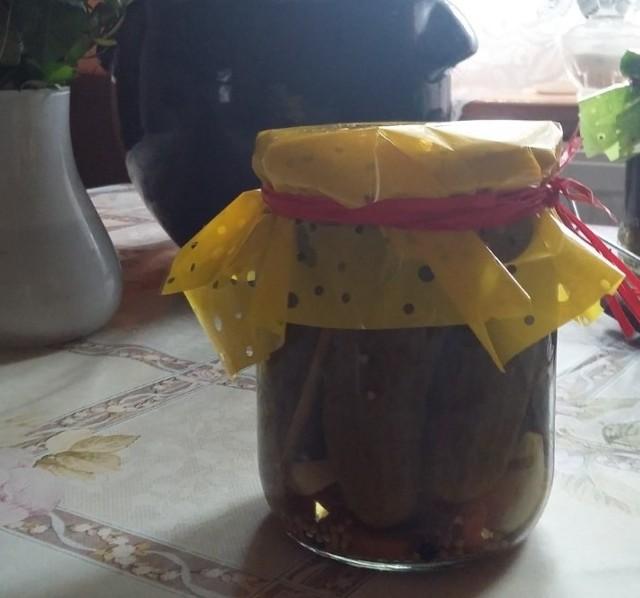 Domowe ogórki konserwowe. Zobaczcie przepis naszej Czytelniczki!