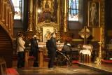 Boże Narodzenie w katedrze w Sosnowcu. Na mszach ograniczona liczba wiernych