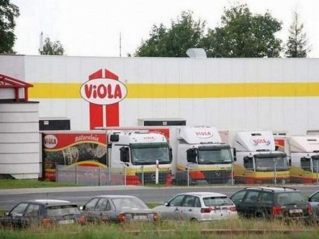 Produkcja w Violi znowu stoi